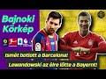 Messi rekordbeállítása sem volt elég a Barca győzelméhez! Szuperrangadót nyert a Bayern!