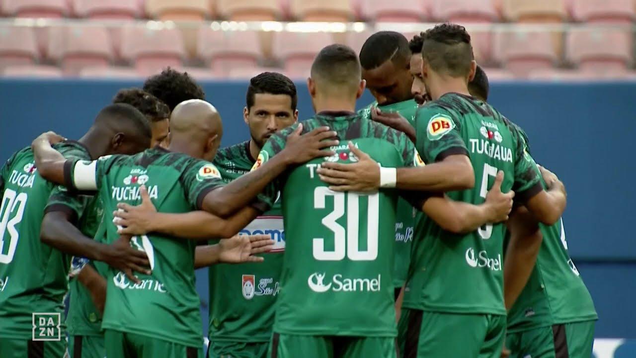 Manaus 1 x 1 Vila Nova | Melhores Momentos | Série C