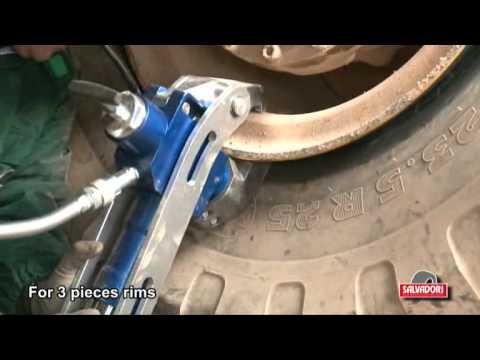 Hydraulic Bead Breaker Cod 254 Stallonatore Idraulico