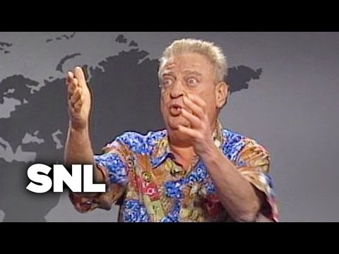 Weekend Update: Rodney Dangerfield 75th Birthday - Saturday Night Live