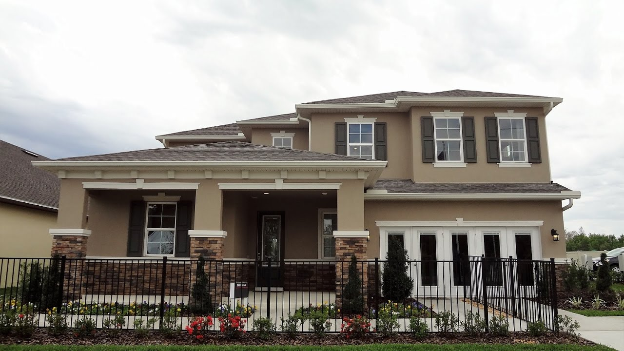 winter garden new homes roper reserve by richmond american homes