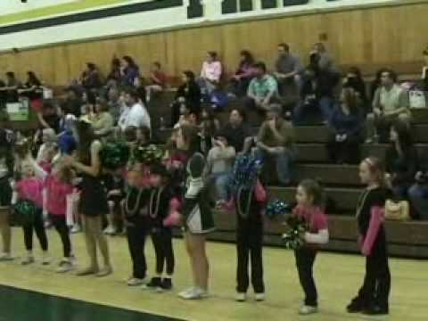 Concord high School Cheer and Dance Youth Clinics