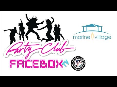 FaceBox TV Party at the Marine Village Rome