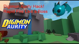 Roblox | Digimon Aurity | Rapid Fire Hack