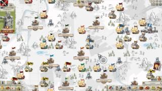 Часть 5.Ледник в Goodgame Empire