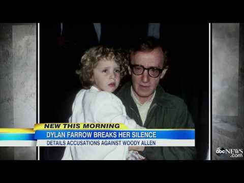Mia Farrow  Dylan's Molestation Claims Against Woody Allen 'Not About Me, It's About Her Truth'   AB