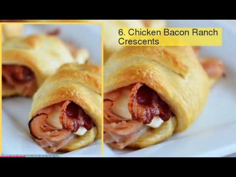 Top 10 Crescent Roll-Ups Recipes For Breakfast