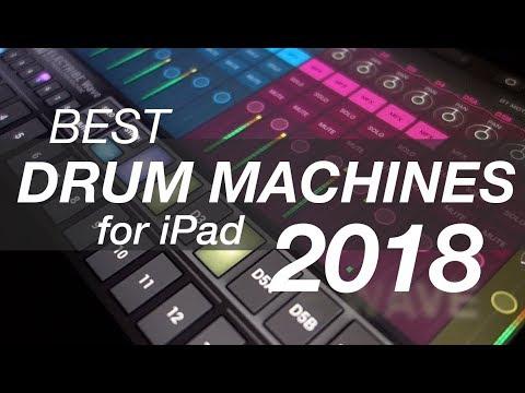 Best Drum Machines for iPad 2018 - Top 5
