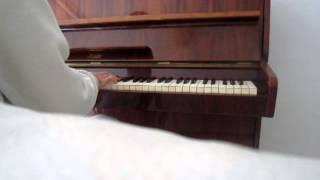שלמה ארצי - איסלנד - פזמון קאבר פסנתר Shlomo Artzi - Iceland - chorus