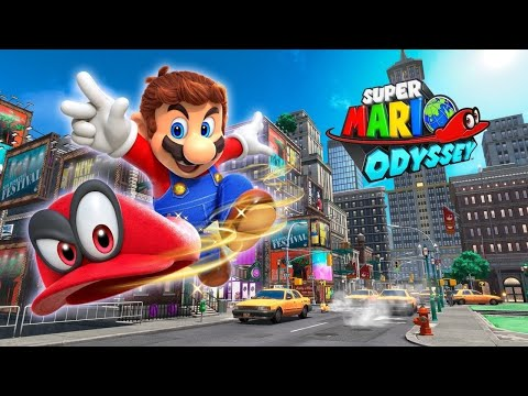 Super Mario Odyssey OST | Wooded Kingdom (Steam Gardens) | Extended 🎵