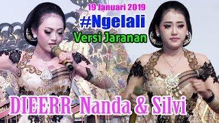 #Nanda & Silvi - #Ngelali Versi Jaranan