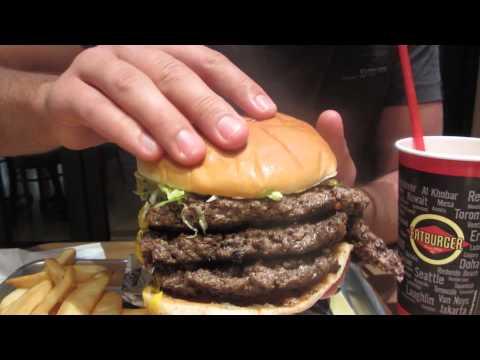 USA Fast-Food: #34 Fatburger