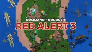 Rusted Warfare: C&C Red Alert 3 MOD(Official Trailer Extended)