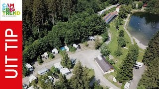Camping Waldbad Isny - Campingtrend