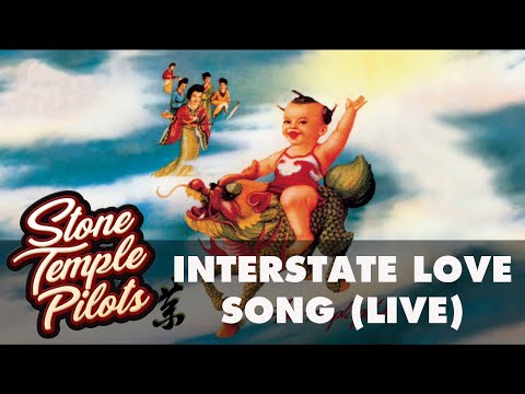 Stone Temple Pilots - Interstate Love Song (Live) (Official Audio)