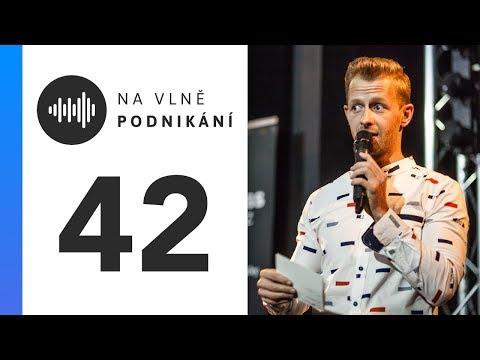 Na Vlně Podnikání #42: David Kolář o salesu 21. století, moderním brandingu a byznys komunitách