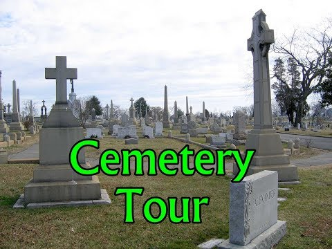 Mount Calvary Cemetery & Riverview Cemetery Tour