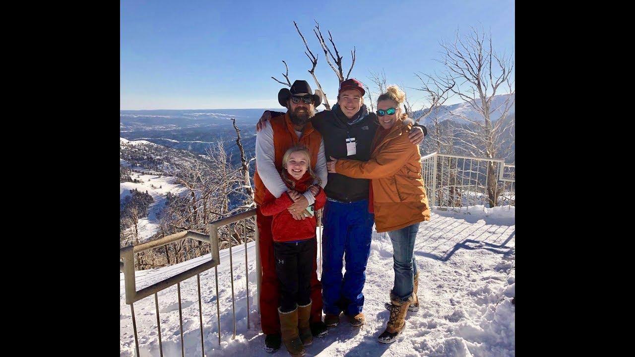 Noelke Family Christmas 2018 Ruidoso Nm