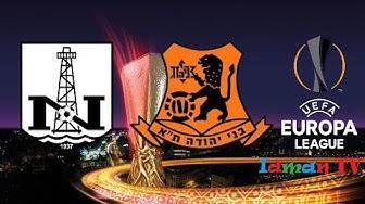 Neftchi - Bnei Yehuda | Europe League