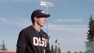 Luke Heimlich - National Pitcher of the Year