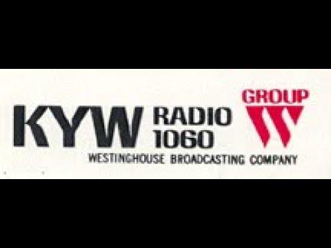 KYW Newsradio 1060 Philadelphia 1982