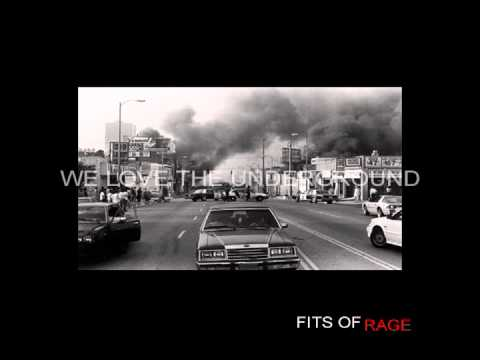 """We Love the Underground - """"Fits of Rage"""" (Mouthful of Graffiti)"""