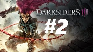 Darksiders III (2) — Gniew