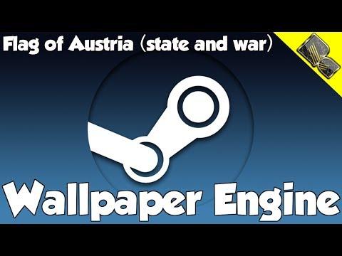 Steam Workshop: Wallpaper Engine (Flag of Austria [state and war])