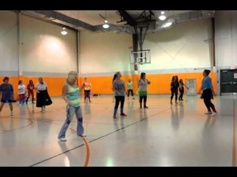 Quot No Parking On The Dance Floor Quot Zumba Warm Up Youtube