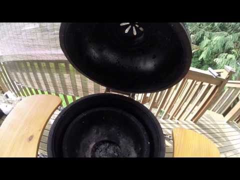 Vision grills oven crack inside  helpf