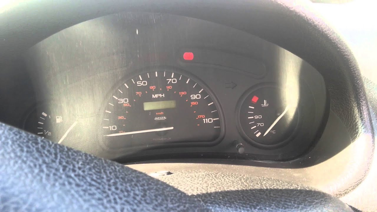 Peugeot 206 Indicator Problem Fix In Description Youtube 306 Fuse Box Removal