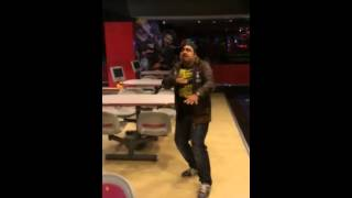 Ali Muslim Is Dancing At Magic Planet Thumbnail