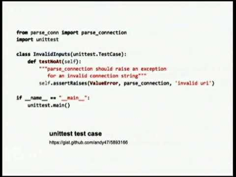 Why I use py.test and maybe you should too