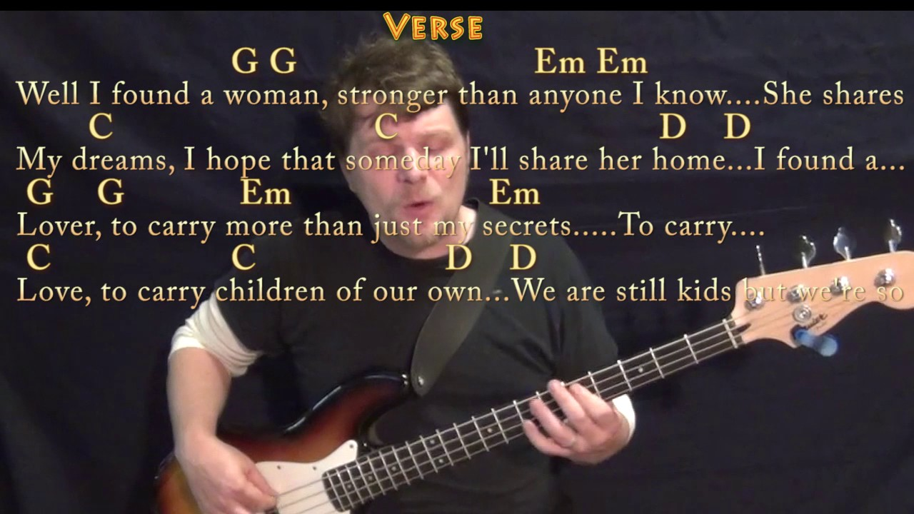 Perfect (Ed Sheeran) Bass Guitar Cover Lesson In G With