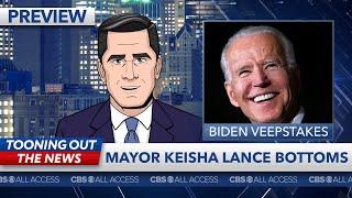 Big News puts Mayor Keisha Lance Bottoms through the Biden VP Simulator