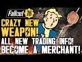 Fallout 76 - New CRAZY Weapon Reveal! All New Trader Details! Sleep Mechanics! New Gameplay Info!