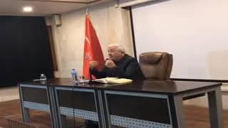 """Hatay """"Kur'ân'dan Hayata"""" Yayla Dağı - Prof.Dr. Mehmet Okuyan"""