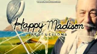 Louisiana/Happy Madison Productions/Lifeboat Productions/SONY/SONY Pictures Television Logos