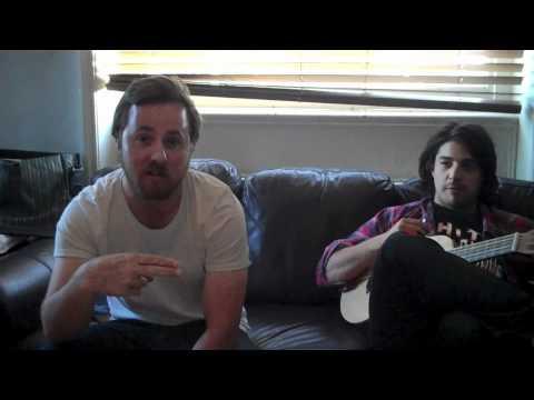 Delta Spirit Interview for Milky Tea Kid