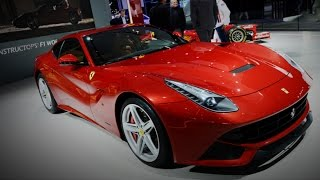 Ferrari Revs Up for IPO With Eyes on Marchionne