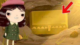 ナレーターは悪者?お墓を掘り起こしたら謎の箱が出てきた... - Little Misfortune #2