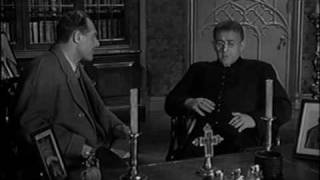 Alec Guinness: Father Brown's cross