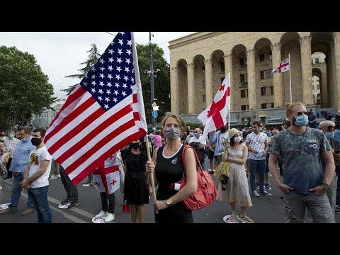 في يوم واحد، الولايات المتحدة تسجّل 55 ألف إصابة جديدة بفيروس كورونا المستجد…  - نشر قبل 21 ساعة