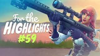 THE LORD OF THE SNIPES |  FTH Ep. 59 (Fortnite Battle Royale Best Moments - Dakotaz)