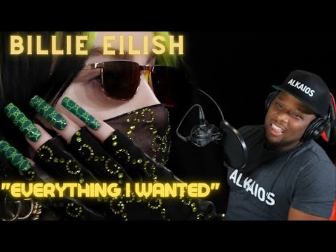 #BillieEilish Billie Eilish| everything i wanted LIVE FROM THE STEVE JOBS THEATER (Reaction)