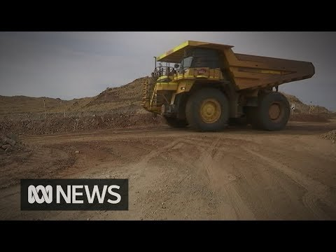 World's Insatiable Appetite For Batteries Sparks Lithium Mining Boom In Australia | ABC News
