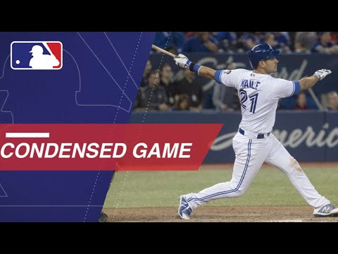 Condensed Game: BOS@TOR - 5/11/18