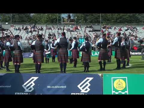 World Pipe Band Championships 2017 - Grade 2 Final: Bucksburn & District