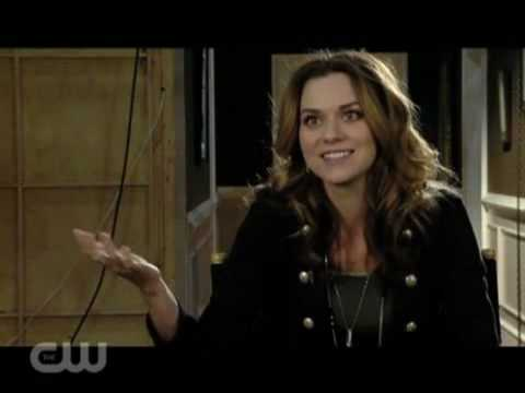 CW Connect - One Tree Hill Cast Interview (1/2)