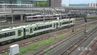 (4K) JR東日本キハ100系気動車(柴聯車)
